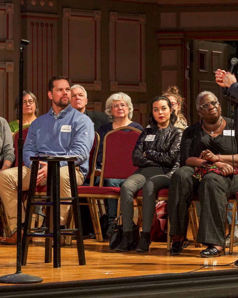 Creative Economy Mixer: Troy Savings Bank Music Hall Photo Highlights