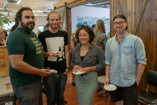 Capital Roots Creative Economy Mixer: Photo Highlights
