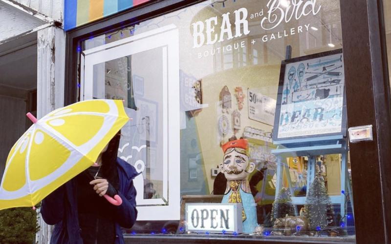 Creative Economy Spotlight: Bear and Bird Gallery+Boutique